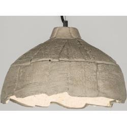 Photo of Pendelleuchte Laendlich Rustikal Coole Lampen Grob Betongrau