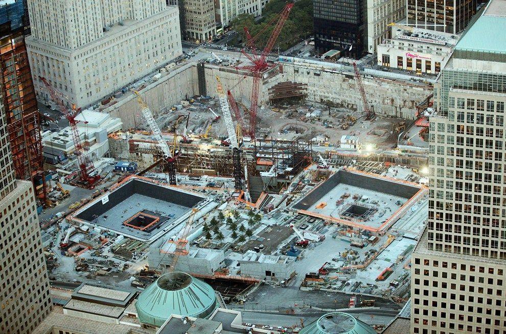 Ground Zero September 11 2001 September 11 2011 Groundzeronyc