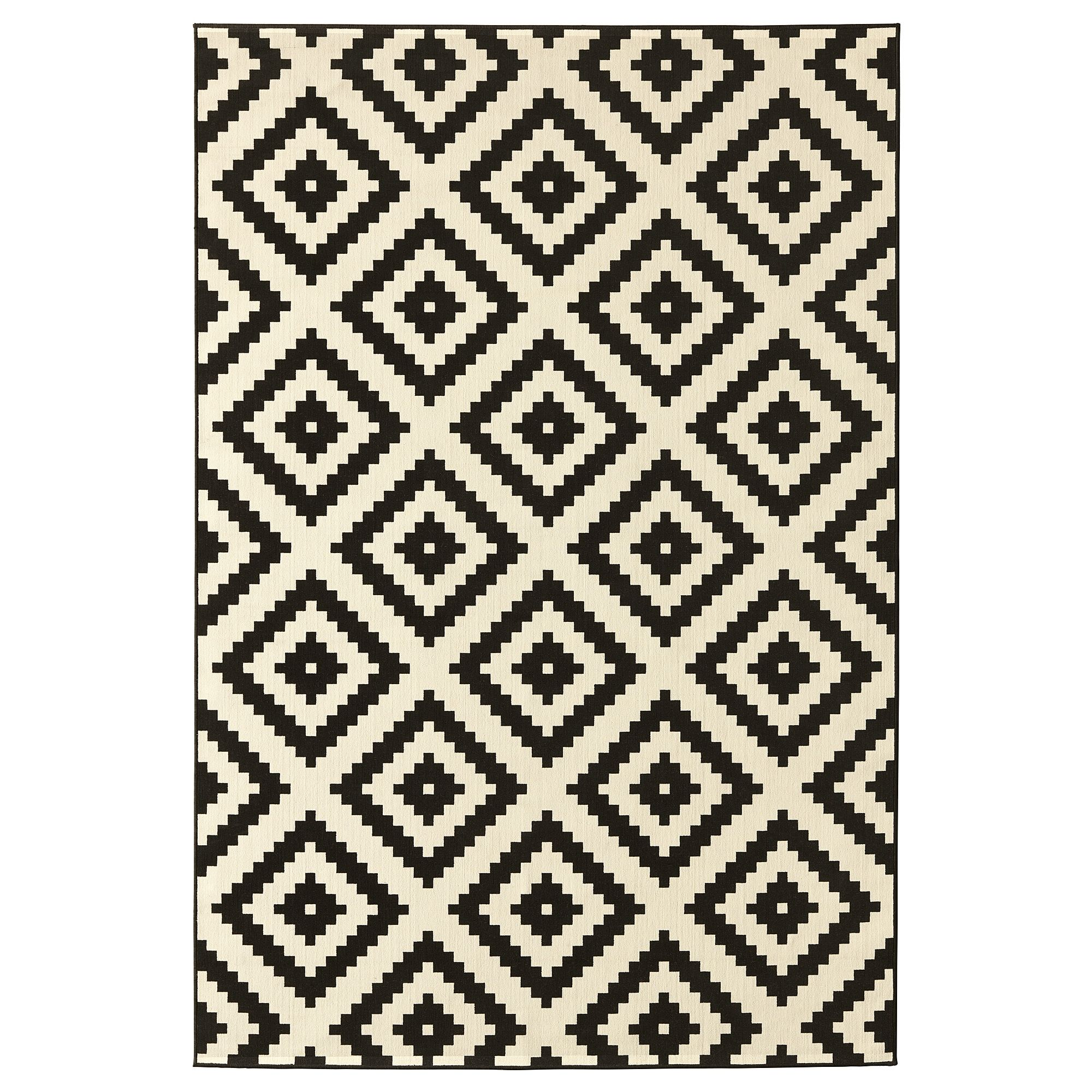 Furniture Home Furnishings Find Your Inspiration Ikea Rug Black White Rug Carpet Runner