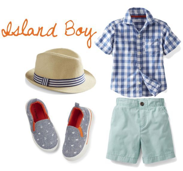Toddler Boy Spring Fashion from Carter's # ...