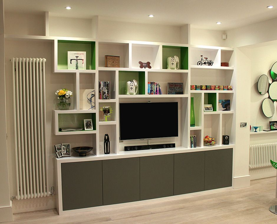 Custom Shelving Ideas fitted wardrobes, bookcases, shelving, floating shelves, london