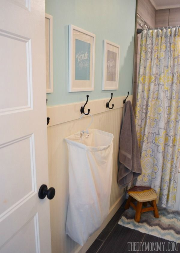 The Art Gallery Bathroom Storage Solutions Small Space Hacks u Tricks