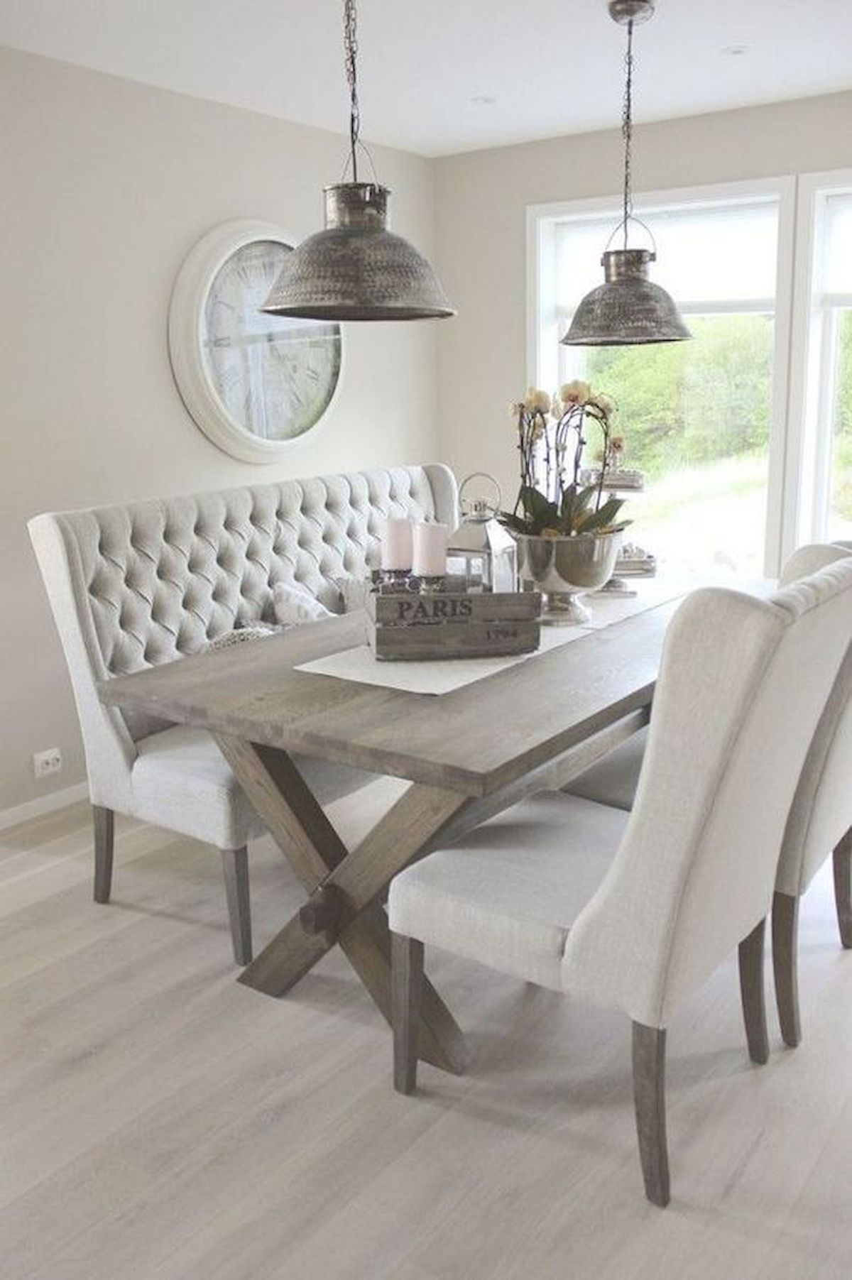 55 Stunning DIY Projects Furniture Tables Dining Rooms Design Ideas images
