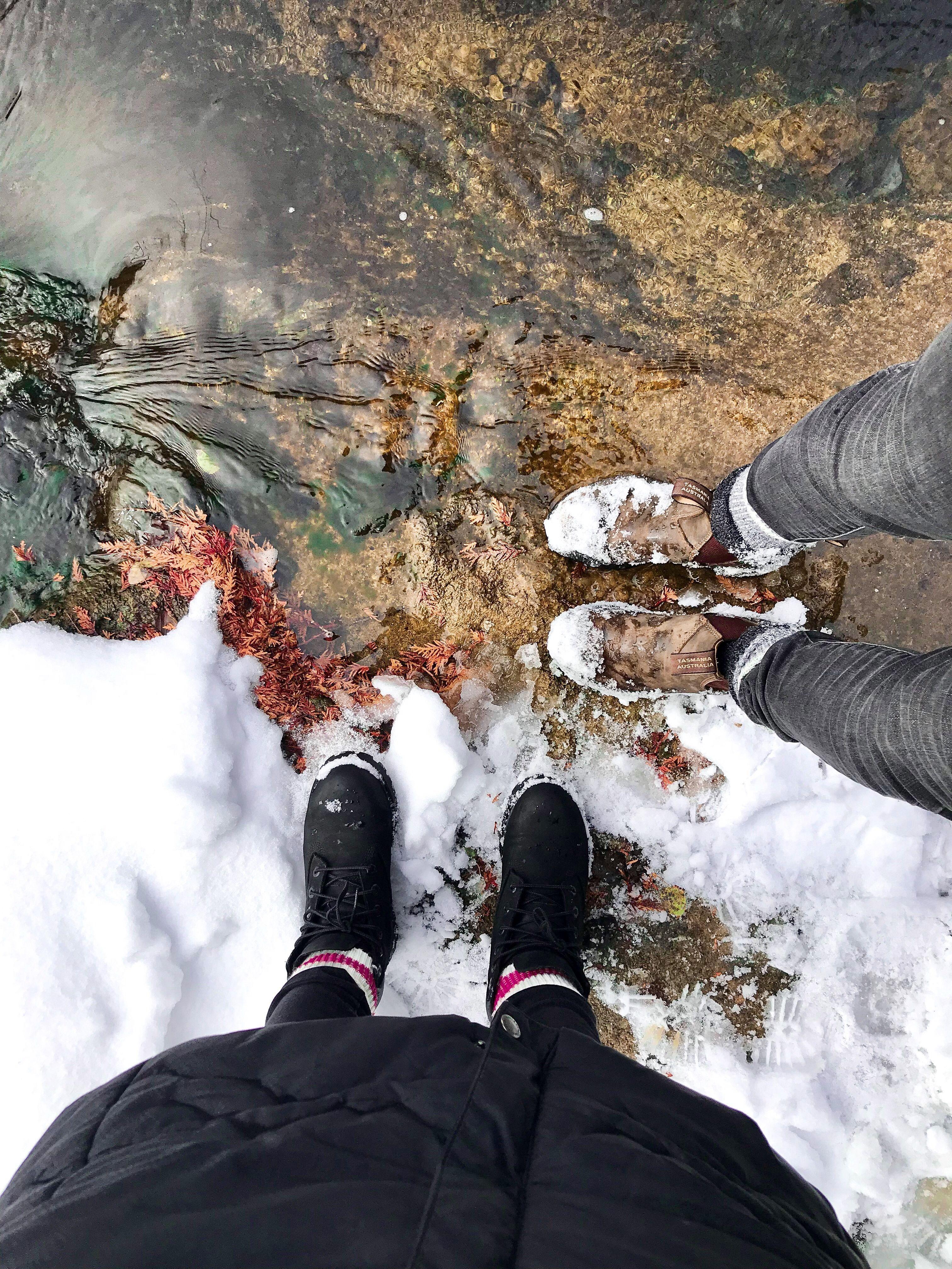 Photo of Eines meiner seltsamen Hobbys ist es, Bilder von meinen Füßen zu machen … eigentlich! Ich habe …