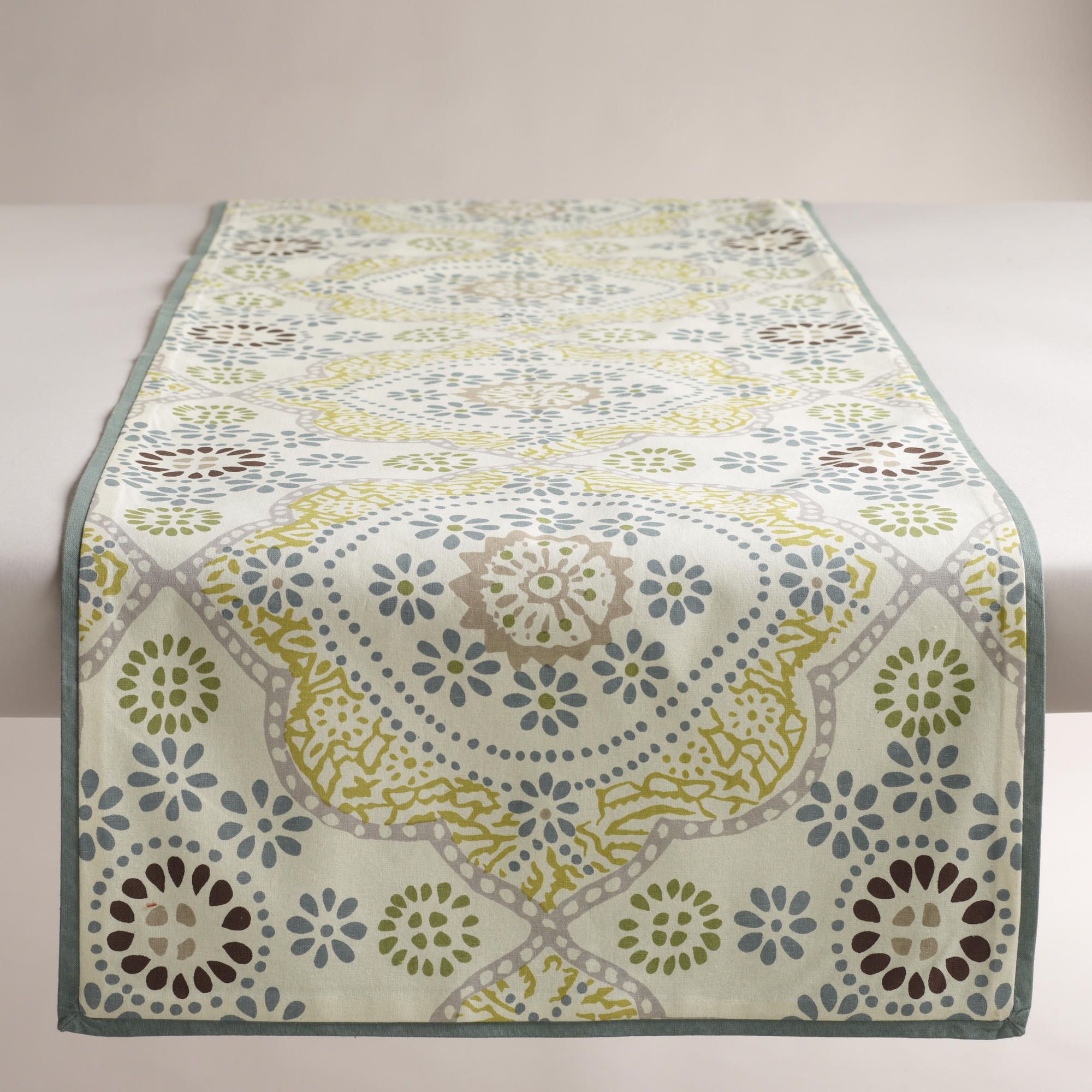 Mosaic Tile Table Runner World Market Mosaic Tile Table Tile Tables Mosaic Tiles