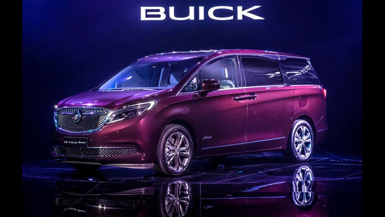 2019 Buick Gl8 Avenir Great Vehicle With New Look Buick Gl8 Buick New Cars
