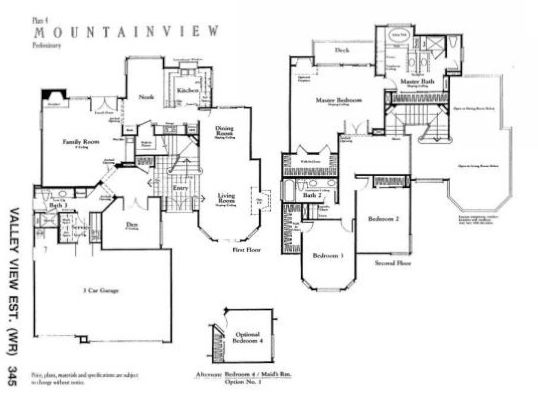 poltergeist house floor plan