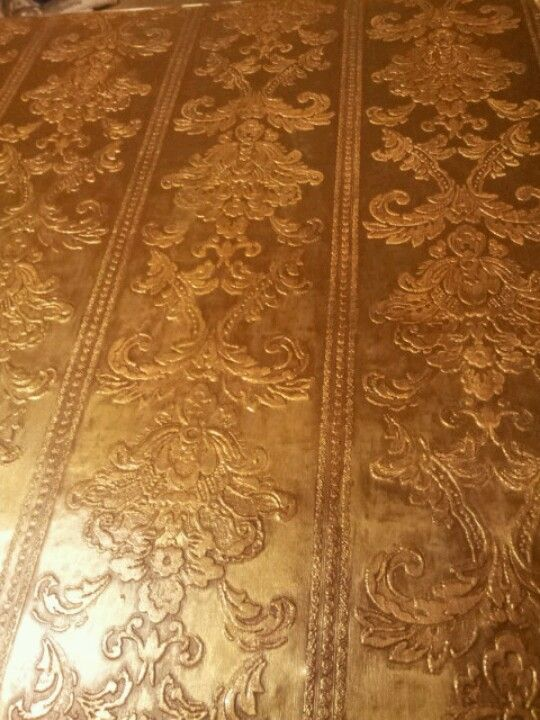 White textured paper brown paint copper glaze looks - American tin tiles wallpaper ...