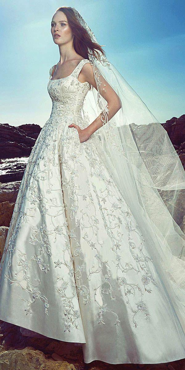 Zuhair Murad Wedding Dress.Amazing Zuhair Murad 2017 Bridal Collection Wedding Say Yes To