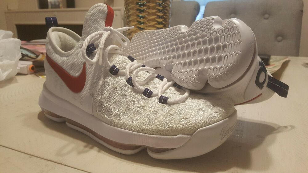 173bf7795a0 Nike KD 9 Independence Day USA 843392-160 Mens Size 8.5  fashion  clothing   shoes  accessories  mensshoes  athleticshoes (ebay link)
