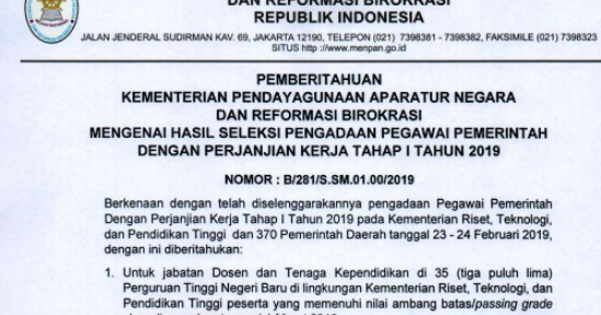 13++ Pegawai pemerintah dengan perjanjian kerja p3k adalah ppdb 2021