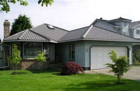 Best The European Tile Metal Roof Shingle Profile Is Built To 640 x 480