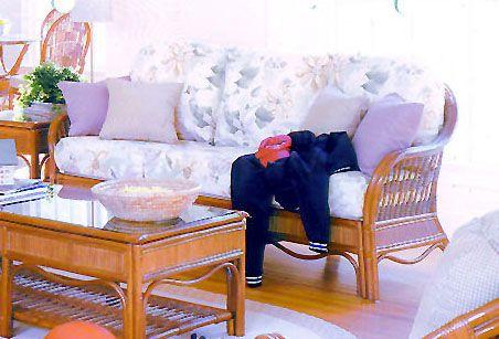 Bermuda Pecan Sleeper Sofa. Outdoor Wicker FurnitureSofa ...