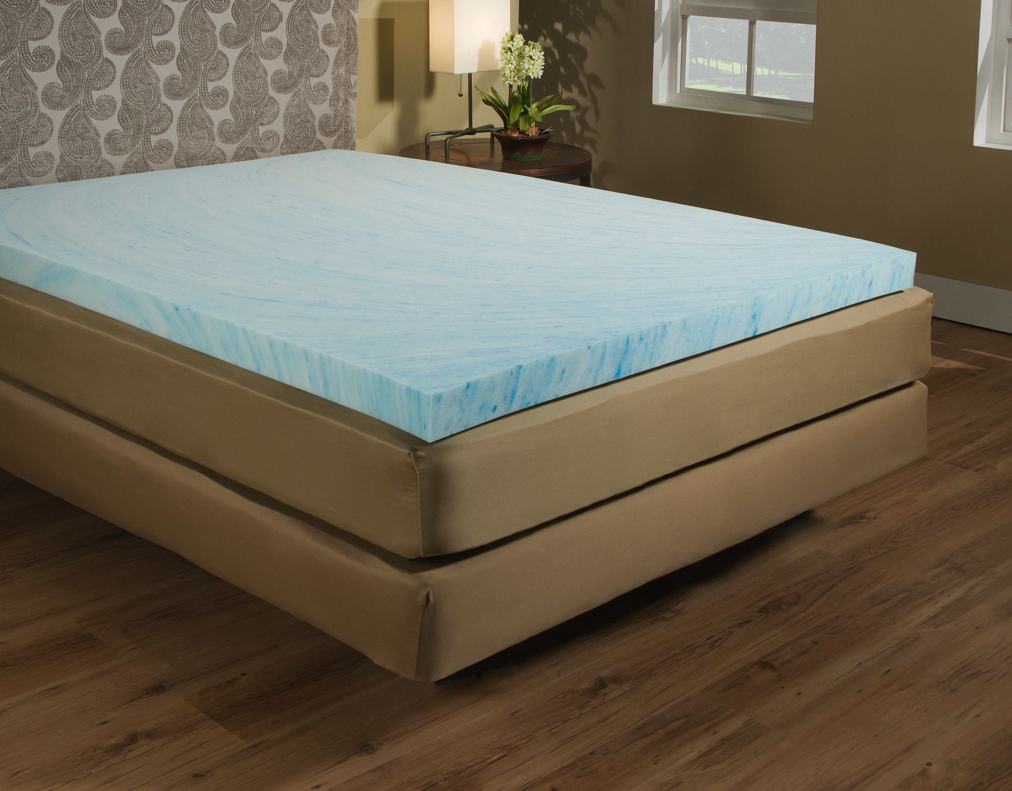 reviews mattress review sleepopolis view front lull independent
