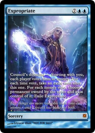 Expropriate Jpg Mtg Altered Art Magic The Gathering Magic The Gathering Cards