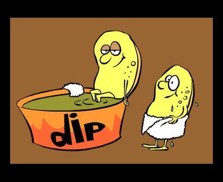 Cartoon Chips and Dip | Chips And Dip Cartoon Images ...