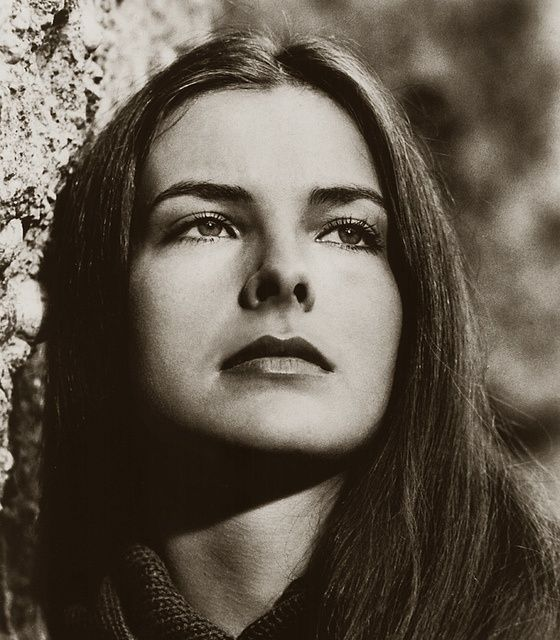 Carole Bouquet (b 1957) French stage and screen actress ...