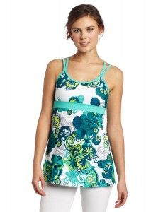 #prAna Womens #Kaley #Tunic Top lake flower power. wOw!