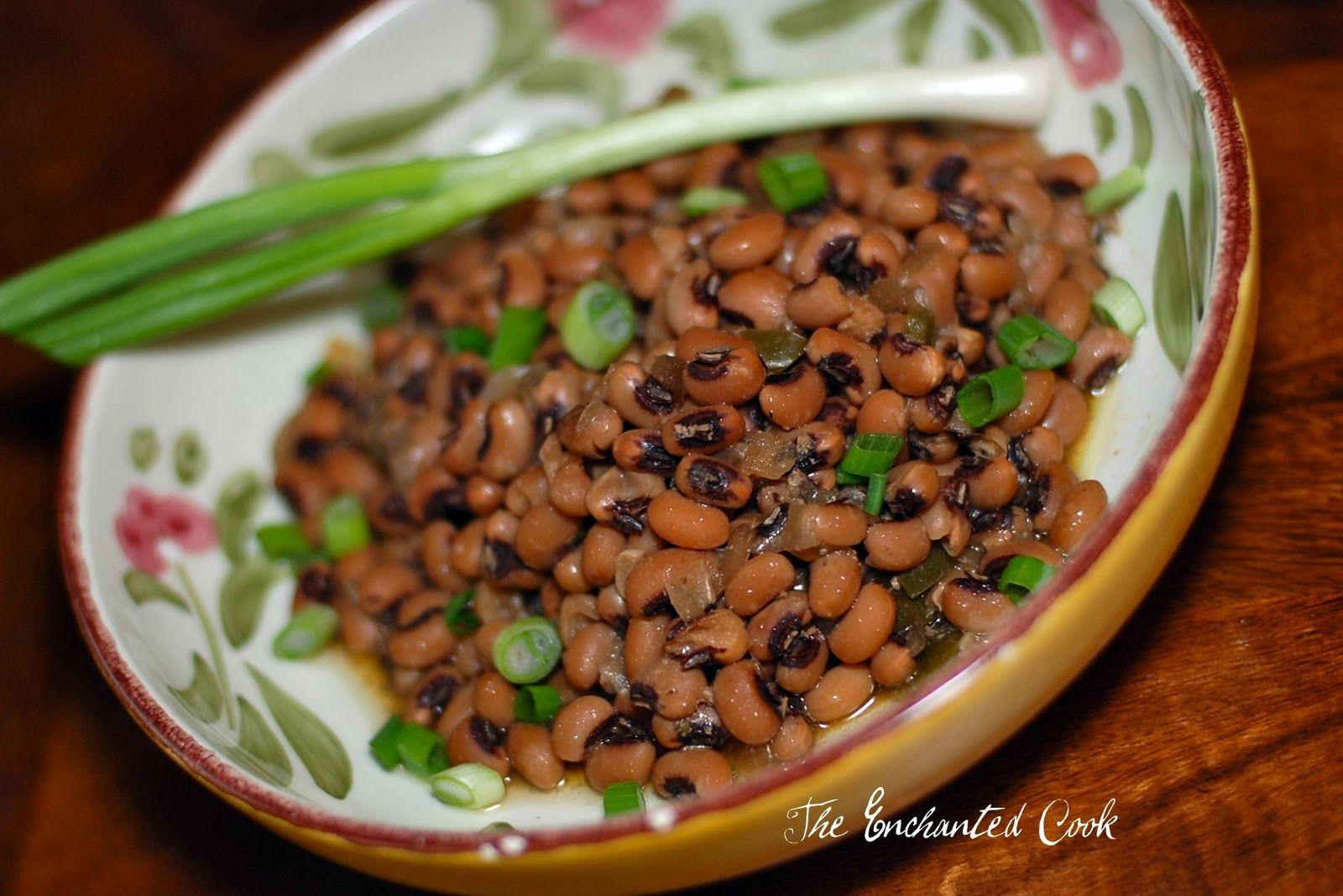 New Years Day Blackeyed Peas (With images) Blackeyed