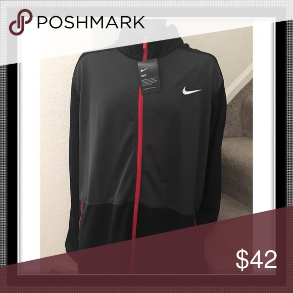b5929081 Nike Mens Dri Fit Men's Full Zip Basketball Jacket Nike Men's Full Zip  Basketball Jacket -