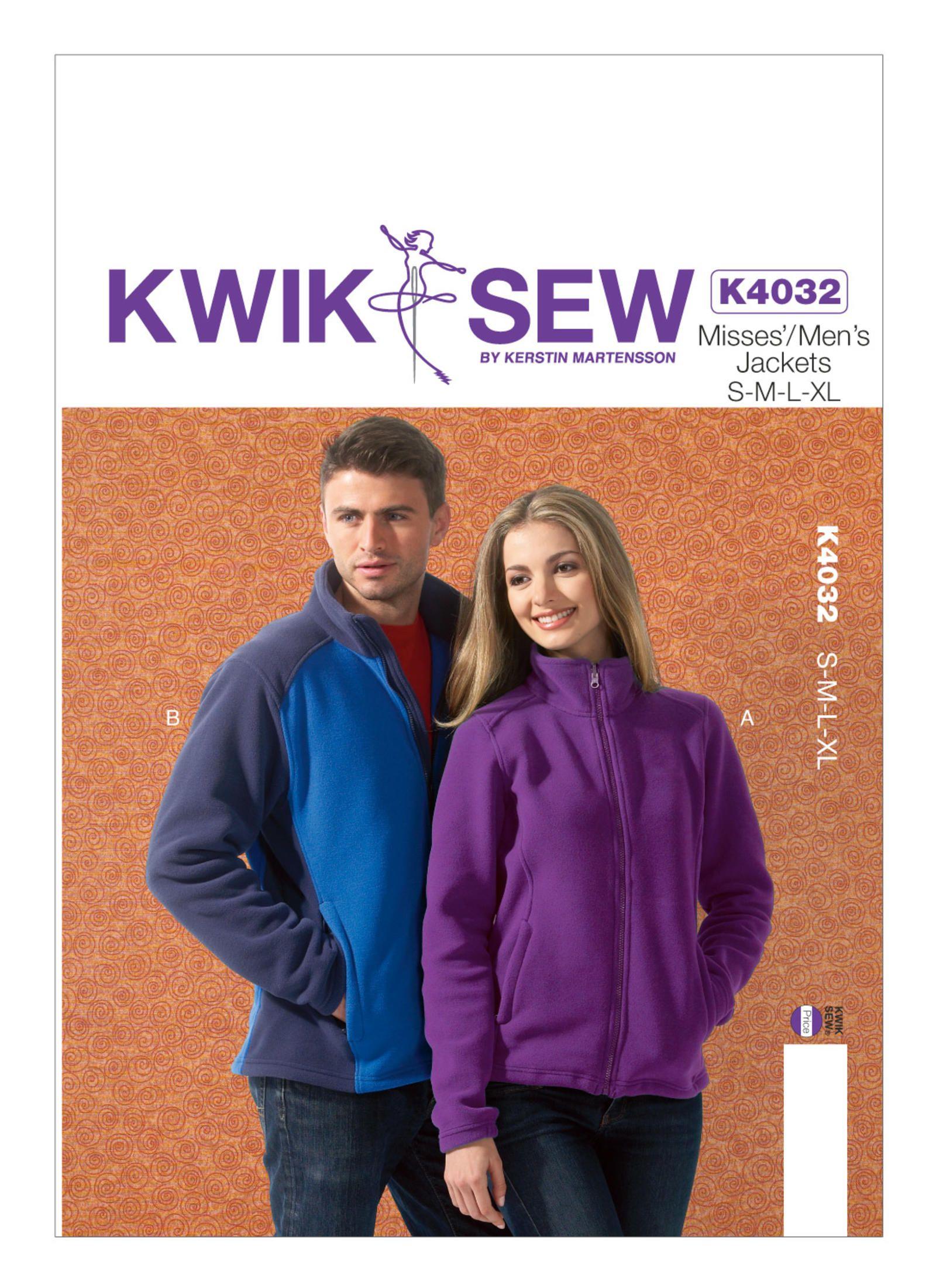 K4032 | Kwik Sew Patterns | Patterns for Leo | Pinterest