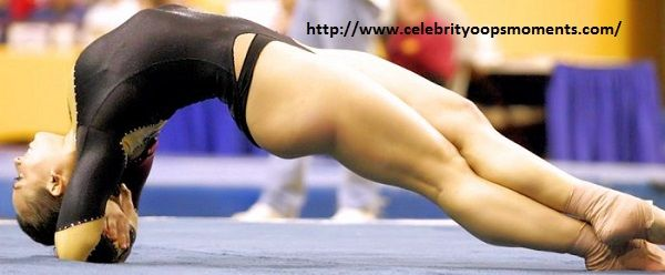 Top Gymnast Wardrobe Malfunctions And Embarrassing