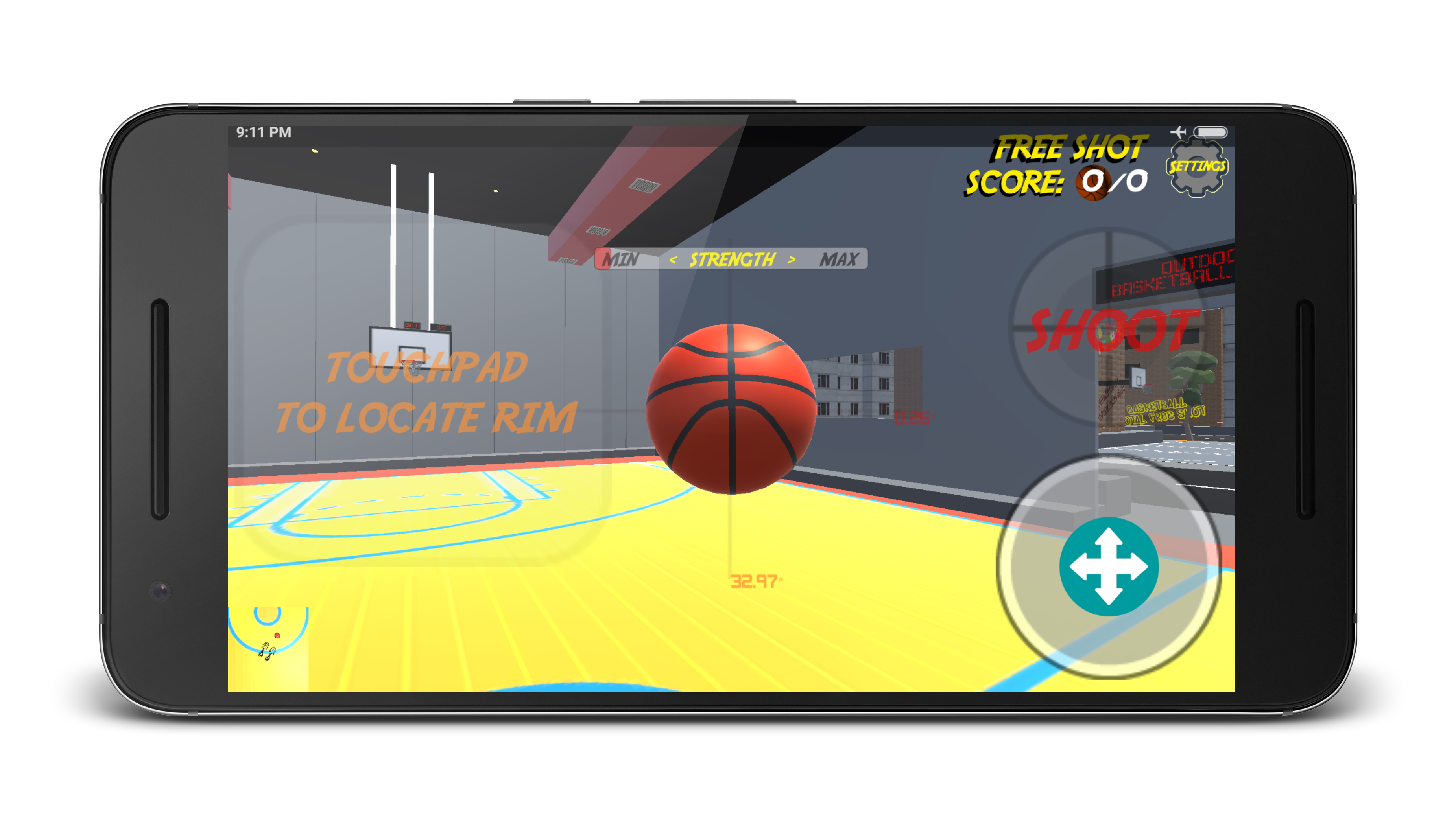 Basketball Total Free  from Google Play