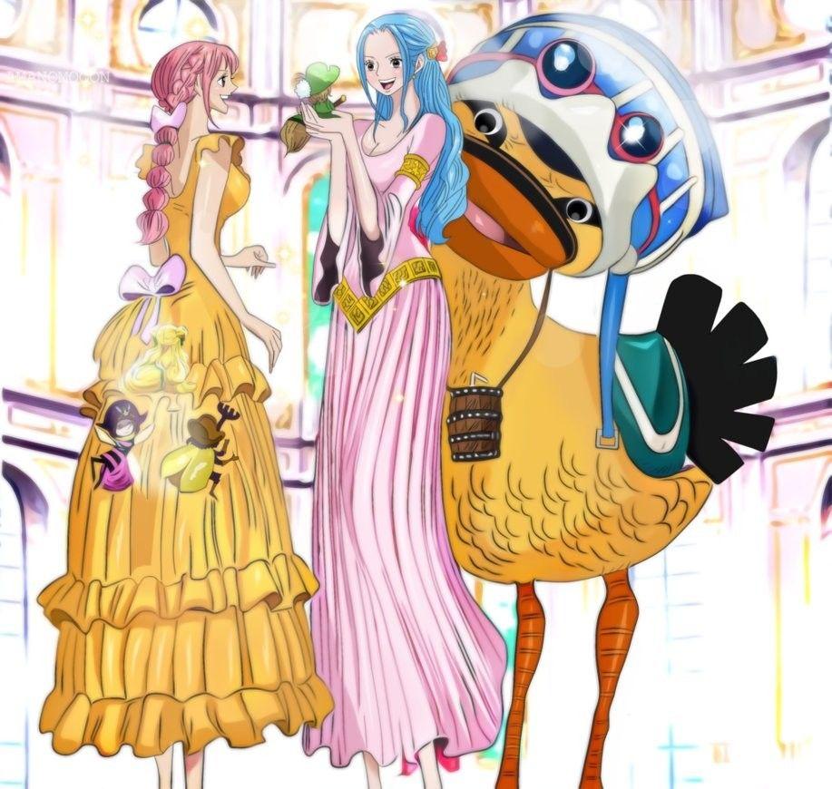 By Amanomoon Vivi Nefertari One Piece Alabasta Kingdom