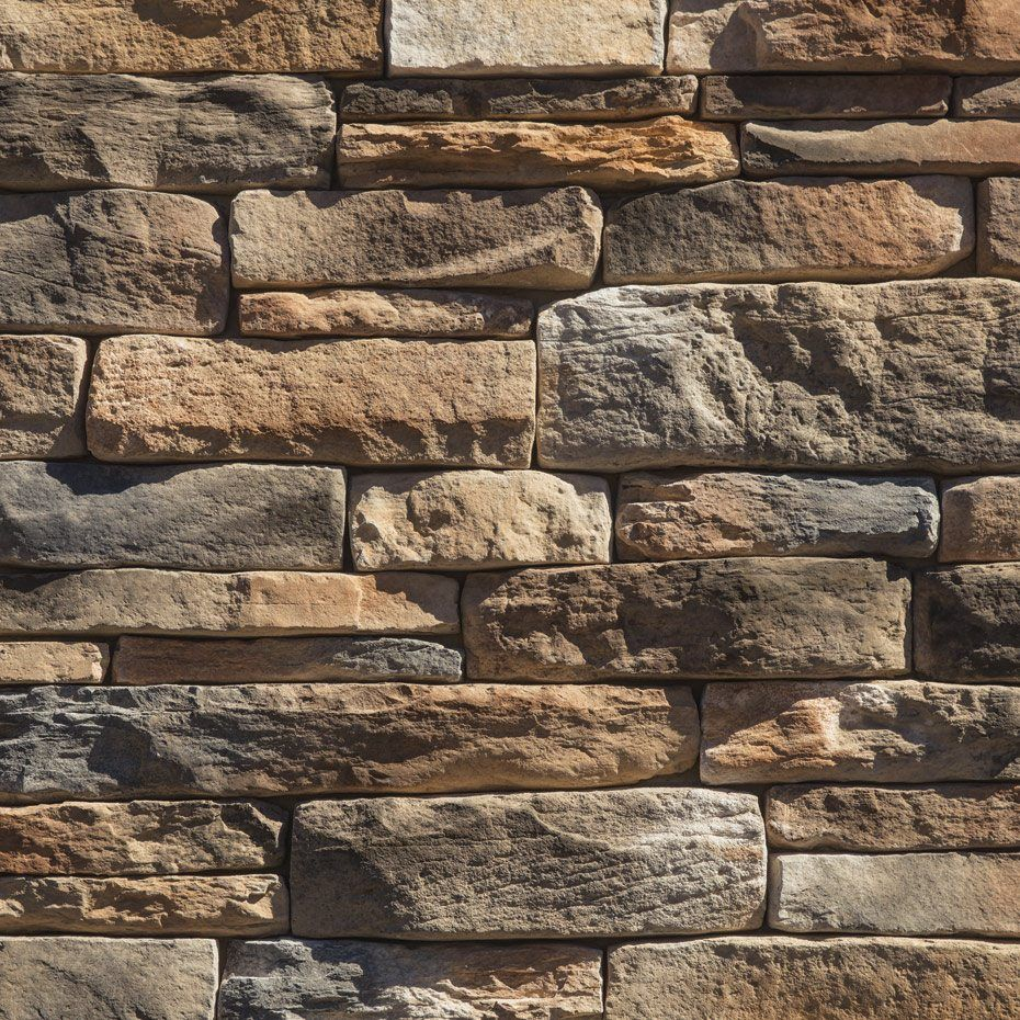 Exterior Stone, Ledges, Manufactured