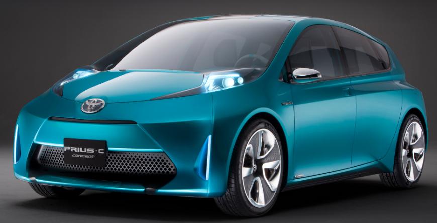 2020 Toyota Prius C Review, Price and Interior
