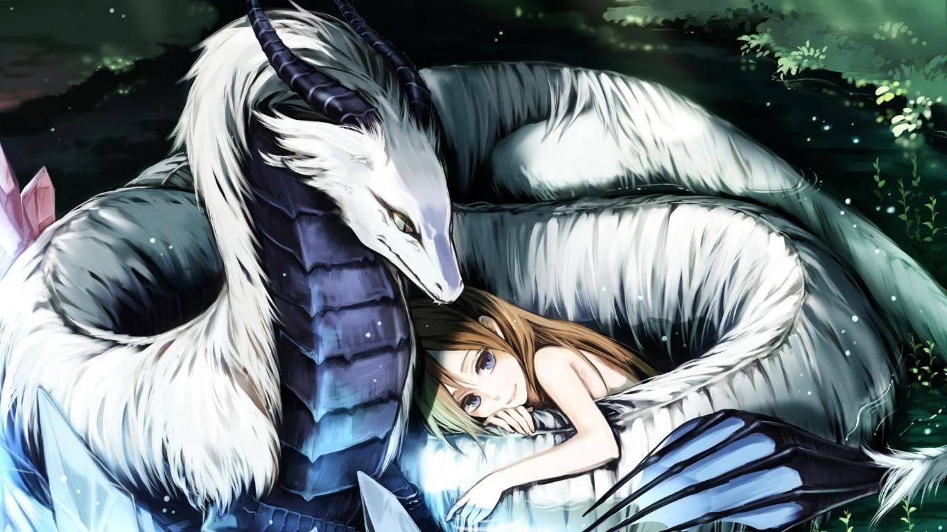 Image Result For Anime Dragon Wallpaper K