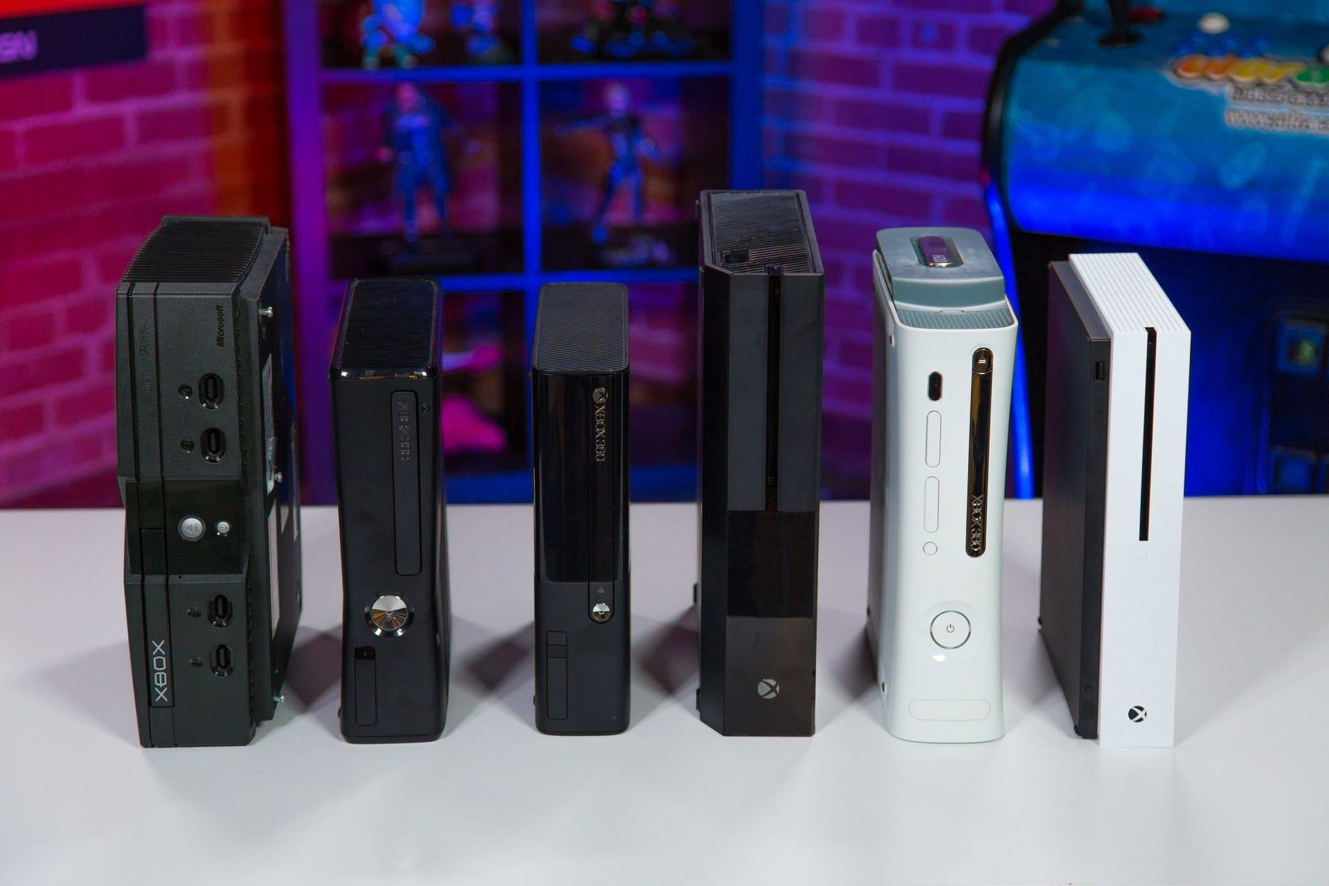 Confira 20 imagens comparativas do Xbox One S - X-Box One ...