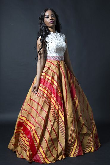 beautiful somali wedding dresses combining modern and