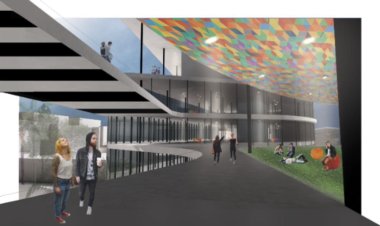 Interior Perspective   Design 8   Florida International University