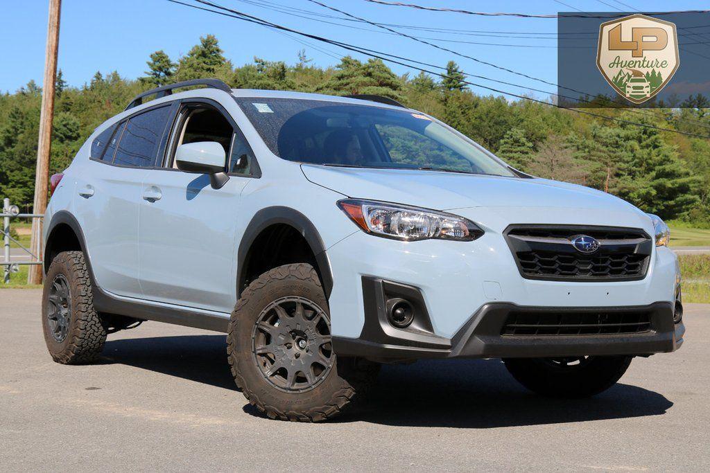 2018 Subaru Crosstrek - lift kit - tires & wheels   Subaru ...
