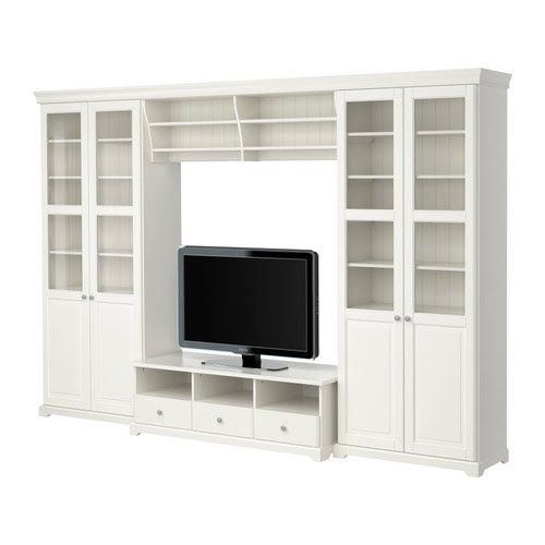 Best Liatorp Tv Storage Combination Ikea Cornice And Plinth 400 x 300