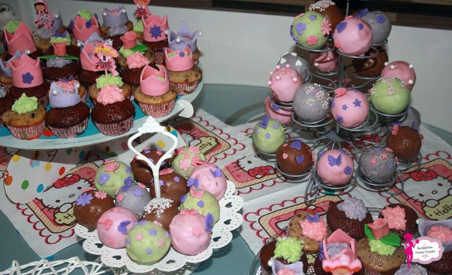 Cakeballs & Cupcakes