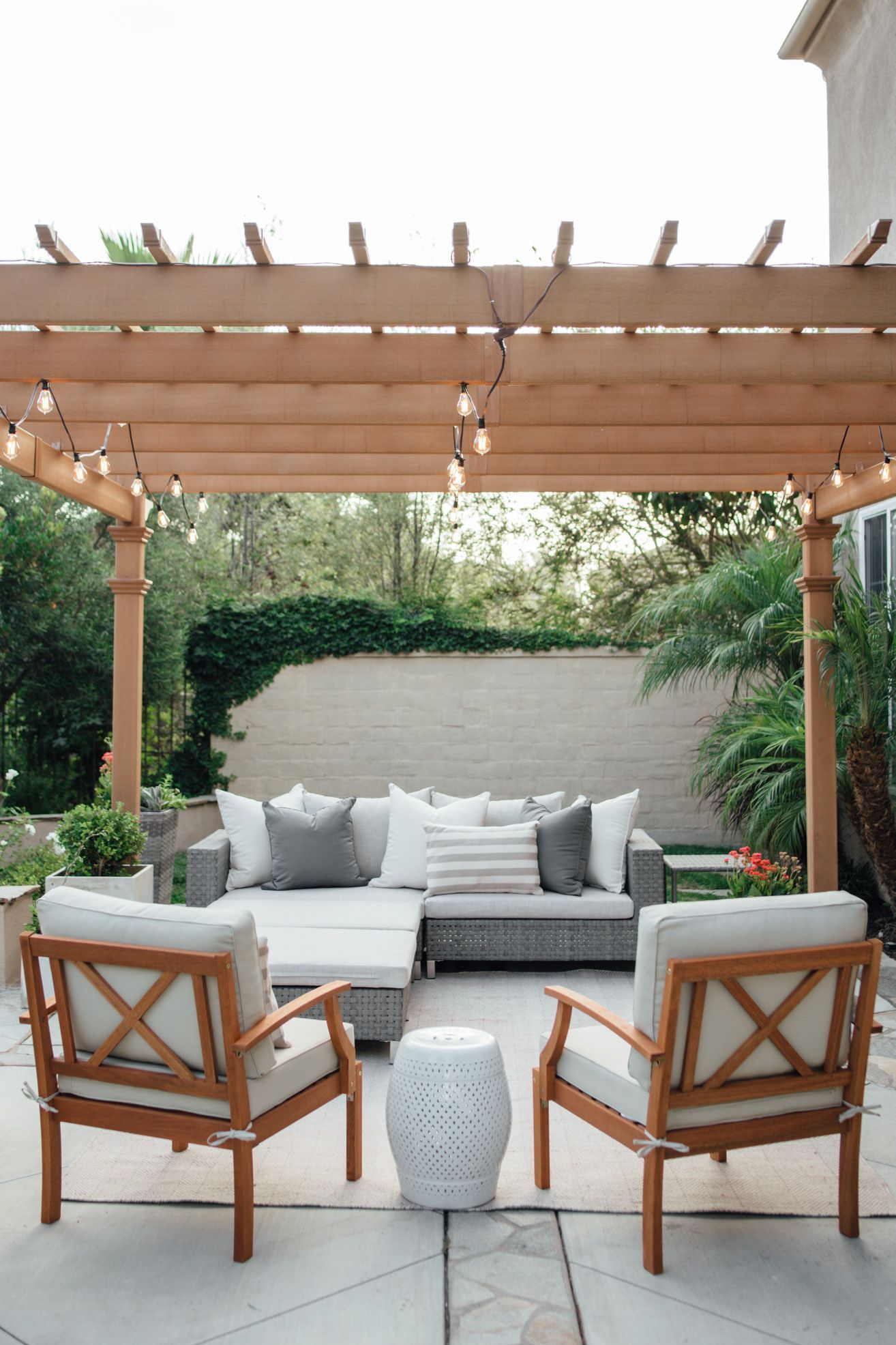 Backyard Reveal Huge Outdoor Furniture Sale Outdoor Furniture