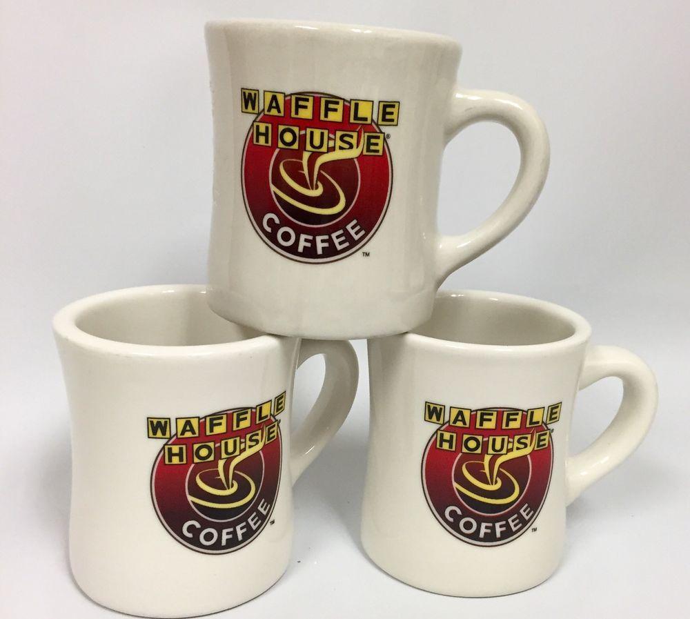 Waffle House TUXTON Coffee Mug