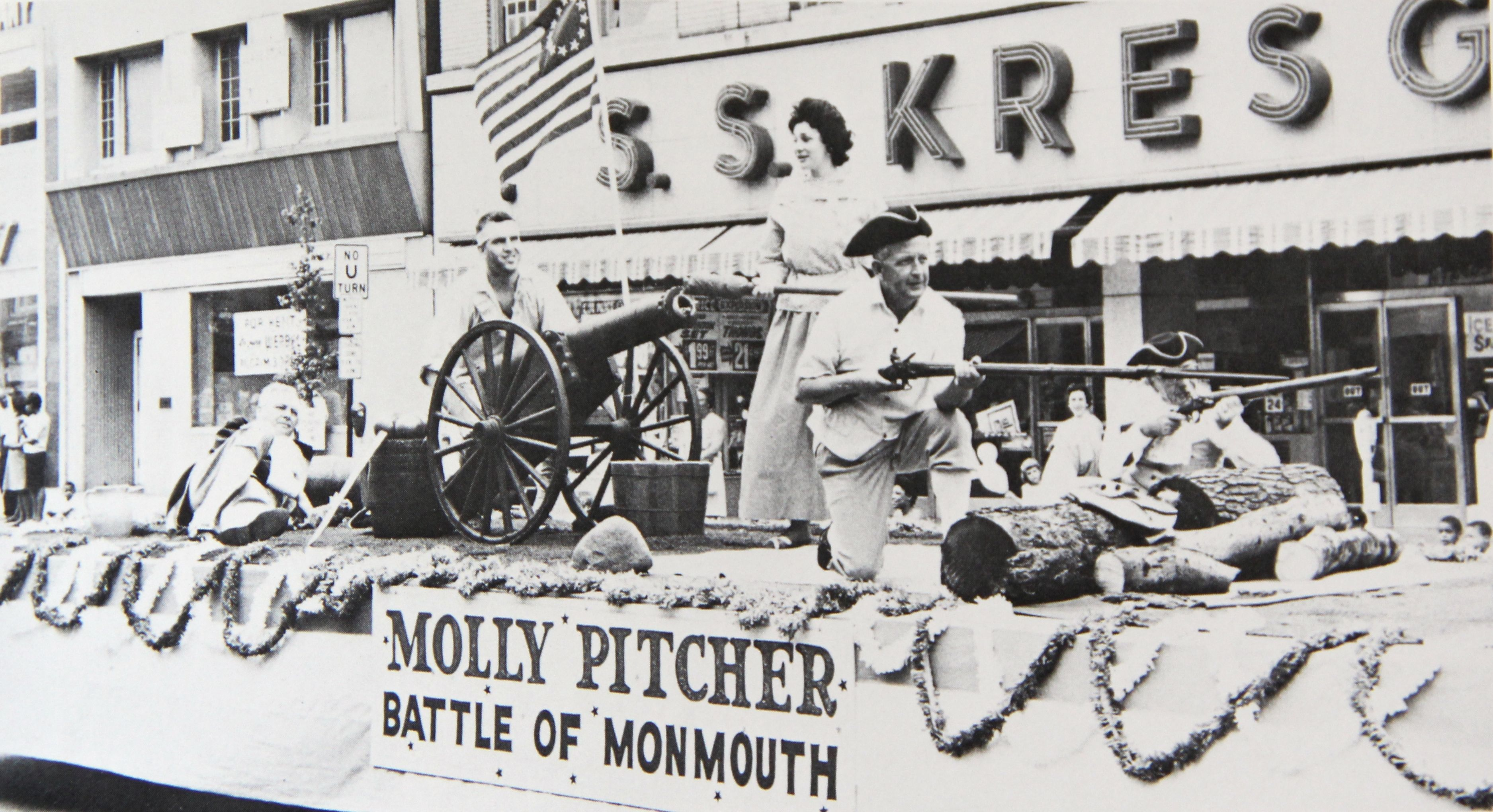 Bloomfield Ave Parade in Montclair NJ 1960's Bloomfield