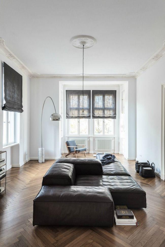 Un elegante apartamento contemporáneo del siglo XIX para viajeros
