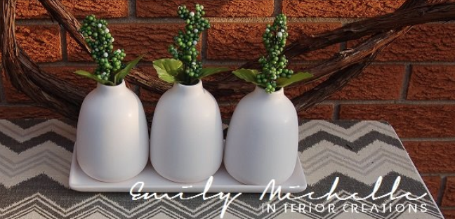 May Month-End Shout-Out featuring Emily Michelle Interior Creations  Check out the the blog for upcoming deals and promotions!