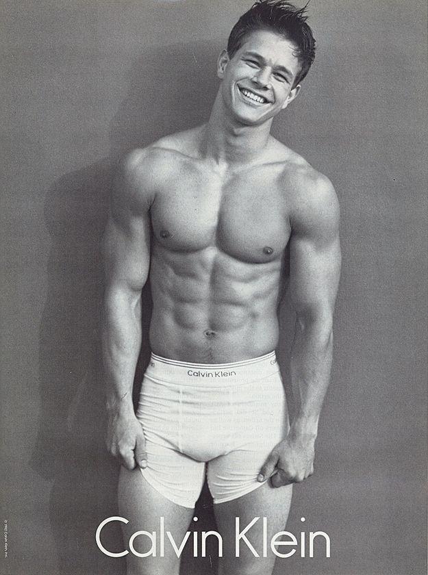 Mark Wahlberg Calvin Klein Model : wahlberg, calvin, klein, model, Agathocacological