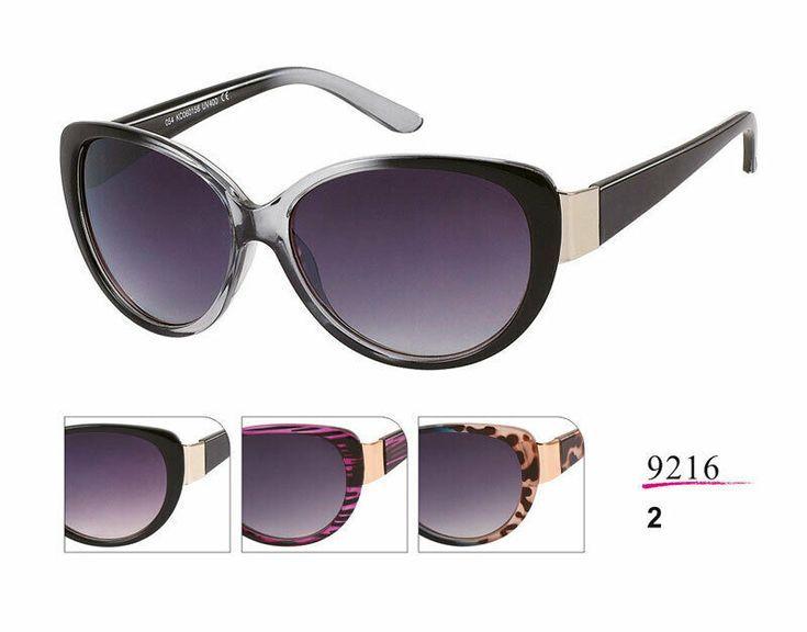 Neue Sonnenbrille Eyewear Damen 4 Farben Varianten Vintage 80er