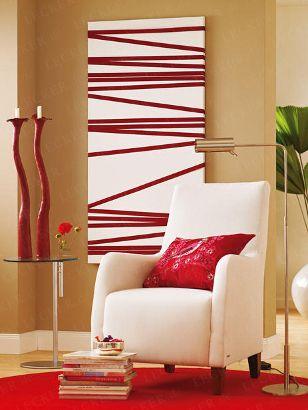 leinwand wohnen pinte. Black Bedroom Furniture Sets. Home Design Ideas
