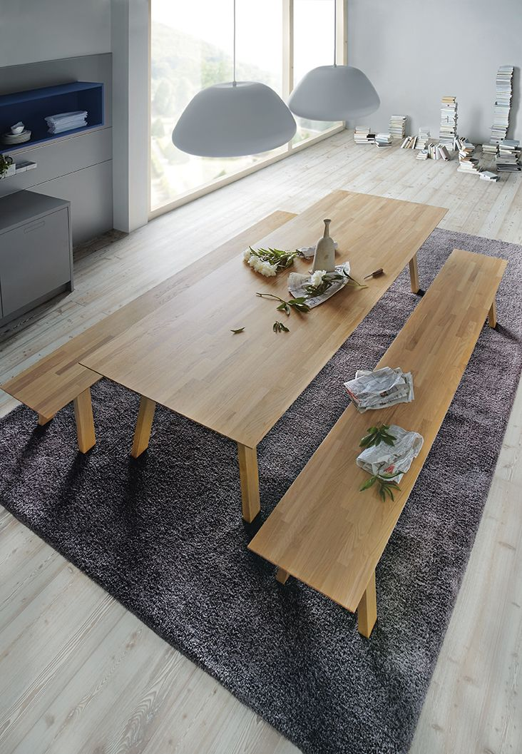 contemporary kitchen tables natural knotty oak table and benches next 125 german on kitchen interior table id=49090
