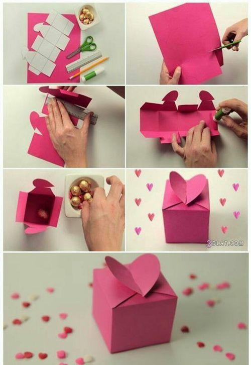 47 Easy And Cheap Diy Craft Project Ideas My Happy Birthday Wishes Valentines Diy Gift Bags Diy Crafts With Pictures