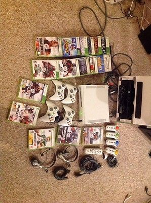 Xbox 360 Pro 20 GB Video Game Systems Console Microsoft Very Good 6Z