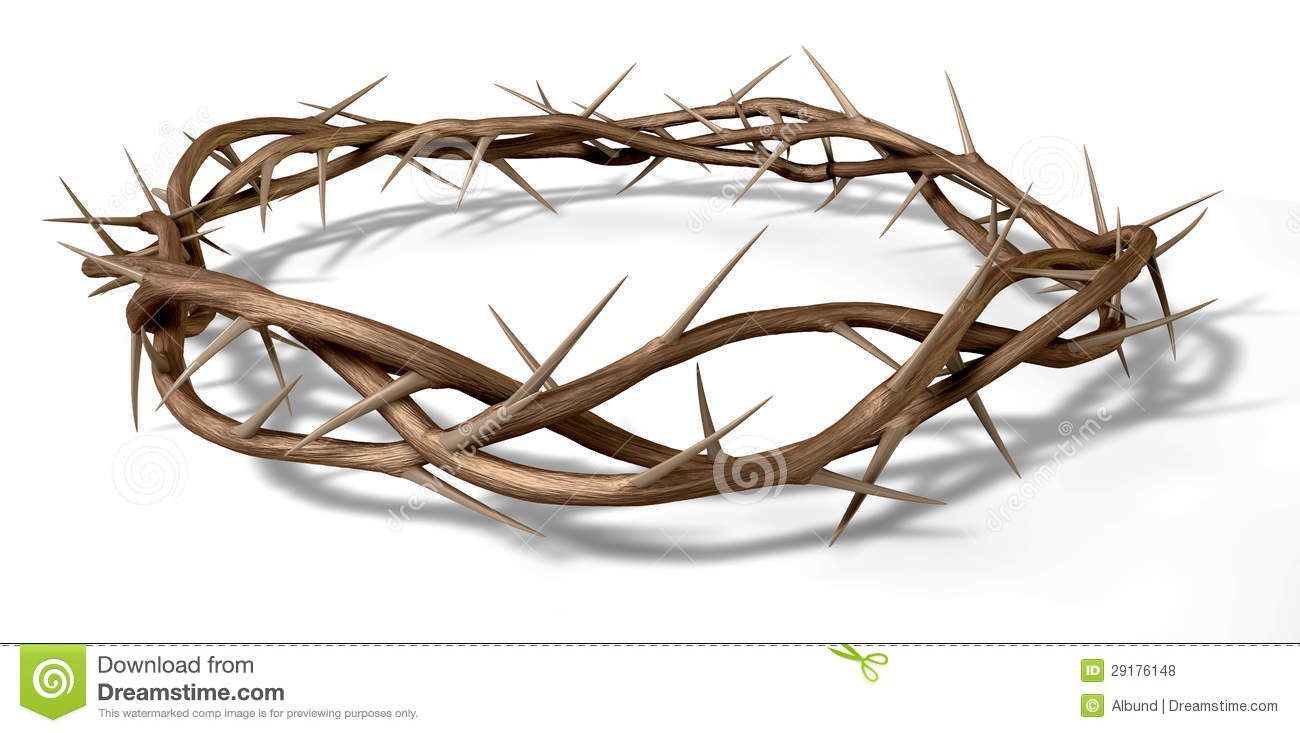 A Crown Of Thorns Crown Of Thorns Jesus Drawings Thorn Tattoo