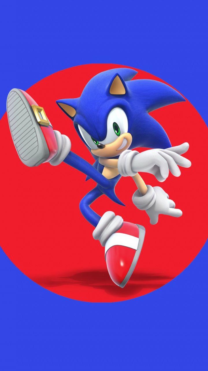 720x1280 Sonic Super Smash Bros Ultimate Video Game Wallpaper Sonic Super Smash Bros Sonic The Hedgehog